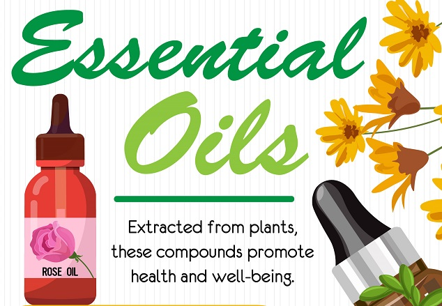Essential Oils – An Infographic
