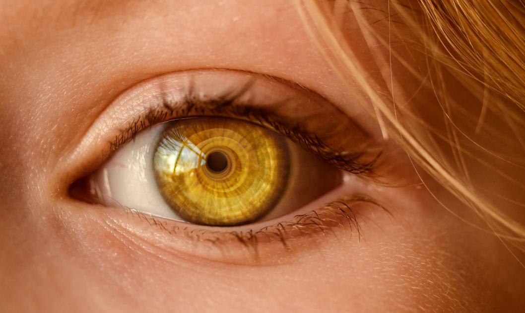 hazel-human-eye-close-up